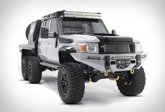In 2016 Patriot Campers took the 4X4 world by storm with the release of their LC79 Supertourer dubbed the Black Truck, a highly-customizable, imminently-capable off-road machine based on the new GXL Toyota Landcruiser dual cab. And now... they've d