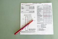 How to Write a Montessori School Progress Report Card thumbnail