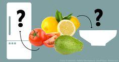 Kühlschrank Ordnung : Der perfekte kühlschrank richtig kühlen richtig lagern