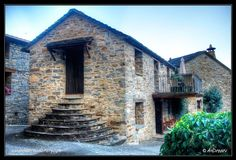 La Borda De Mery Rural House, Cottage, Cabin, Mansions, Park, House Styles, Building, Home, Vacation