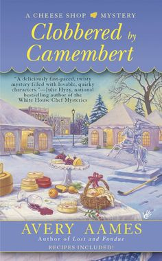 #3 in Cheese Shop Mystery series
