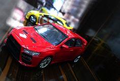 Mitsubishi Evolution 03