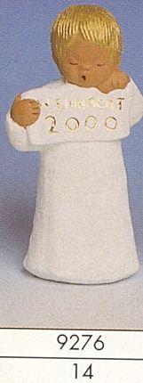 Singer Engel Jahresengel 2000 Artikel Nummer / Grösse/ Preis