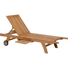 Starboard Chaise Lounge Natural