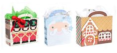 Big Christmas Gift Bags SVG Kit - $4.99 : SVG Files for Silhouette, Sizzix, Sure Cuts A Lot and Make-The-Cut - SVGCuts.com