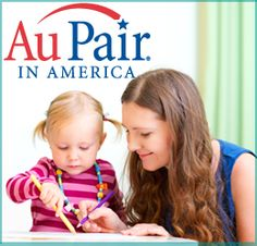 Live-in child care with a cultural flair. That's what we do. Au Pair in America