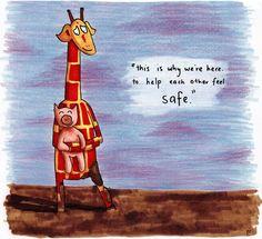 Inspiration from the world's tallest mammal Giraffe Quotes, Funny Giraffe, Cute Giraffe, Giraffe Crafts, Giraffe Art, Giraffe Pictures, Pewter Art, Little Giraffe, Sad Eyes