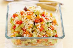 Round off the barbecue with this zesty, fruity side to make your tastebuds come alive!