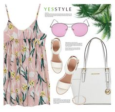 """""""YESSTYLE.com"""" by monmondefou ❤ liked on Polyvore featuring Goroke, BEA, party, anniversary, celebration and yesstyle"""