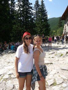 Na obozach w Zakopanem dopisuje pogoda i dobry humor. #góry #odpoczynek #wakacje #obozy