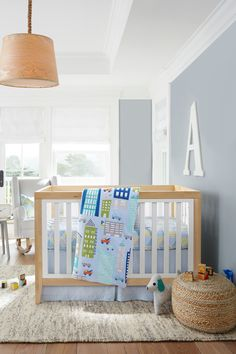 There's always room to dream! Designing a nursery is a big job - and we'd love to help! With our free Interior Design Services, our experts can help transform your vision for baby's first room into a beautiful nursery.