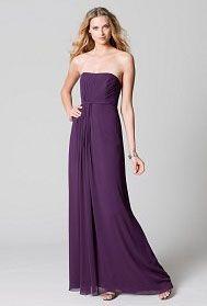 WTOO Bridesmaids Dress - Style #383