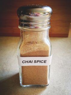Queen of the Kings: Chai Spice---oohhh, la la!