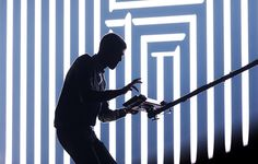 Stunning STROMAE live in Rome - live music photography