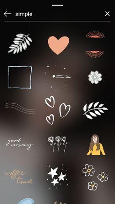 Streiche - logo design - First Logo Ideas De Instagram Story, Blog Instagram, Instagram Emoji, Instagram Editing Apps, Iphone Instagram, Creative Instagram Stories, Instagram And Snapchat, Instagram Quotes, Coffee Instagram