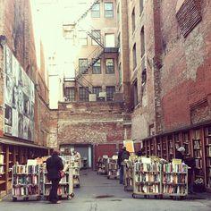 Brattle Book shop