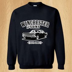 Am I becoming a Supernatural fangirl? Supernatural Merchandise, Supernatural Outfits, Supernatural Gifts, Funny Hoodies, Cool Hoodies, Nerd Fashion, Fandom Fashion, Fandom Outfits, Chill Outfits