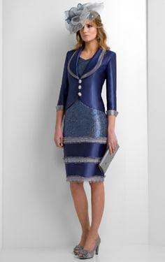 Trajes para mujer 2014 elegancia sutil femenina Madison Diseño