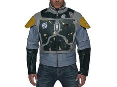 Boba Fett Leather Motorcycle Jacket Is Now Available For Pre-Order