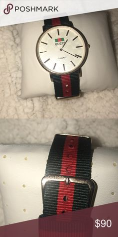90aebbc1f87 Gucci watch Great Gucci watch only used once .