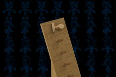 Ramp Falling Wooden Toy - STEP / IGES,Parasolid,SOLIDWORKS - 3D CAD model - GrabCAD