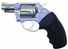 CH53840 - Charter Arms Lavendar Lady 38 Special---love this gun! This is also a very good, informative article to read on self defense for women