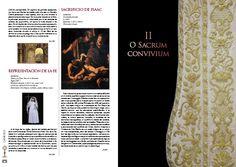 """Del catálogo de la exposición """"Tantum Ergo Sacramentum – Fe, Arte y Cultura en Marchena·"""