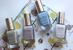 Barry M Gelly Polish Summer collection