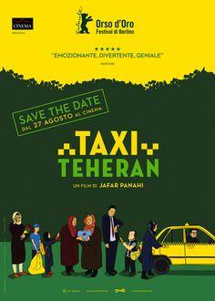 Taxi Teheran (2015) - Film - Trama - Trovacinema