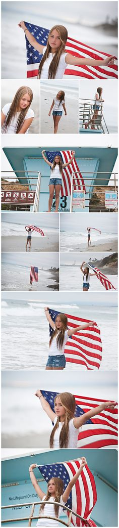 Lauren – Tira J Photography: Los Angeles Teen Photographer American Flag Photography, Teen Photography, Children Photography, Beach Portraits, Family Portraits, Senior Portraits, Beach Pictures, Senior Pictures, Tween
