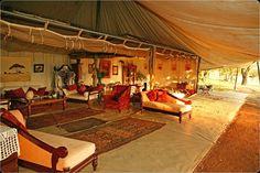 Cottar's 1920's Safari Camp