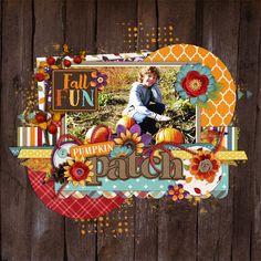 Fall 4 U by Melissa Bennett, half pack 56 by Cindy Schneider