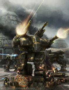Battletech - Field Manual 3145 by Shimmering-Sword.deviantart.com on @deviantART