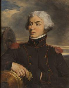 Philippoteaux, Félix - Jean-Louis-Ebenézer Reynier, canonnier dans le bataillon du Théâtre français en 1792 / Château de Versailles; Corps central, Grands Appartements salle de 1792