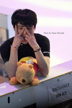Yuzuru + Pooh