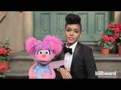 "Perfect video to remind students about keeping a positive, flexible mindset! Janelle Monaé visits Sesame Street performs ""The Power of Yet"" - YouTube"