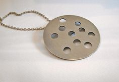 Betty Cooke Early Sterling Pin/Pendant