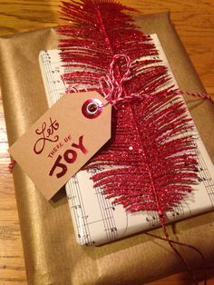 Gift wrapping 2013