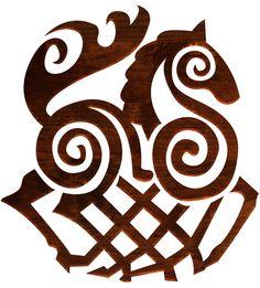 Odin Norse Mythology, Norse Runes, Elder Futhark Runes, Norse Symbols, Viking Runes, Viking Designs, Celtic Designs, Scottish Symbols, Rune Tattoo