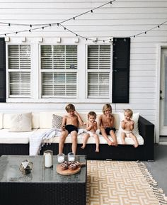 Such a cute family, I want one like this ❤❤❤ Cute Family, Baby Family, Family Goals, Family Life, Family Matters, Little People, Little Ones, Cute Kids, Cute Babies