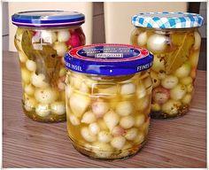 Chefkoch.de Rezept: Zwiebeln selber einlegen