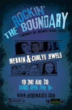 Had a gig with our mates Curlys Jewels  at The Boundary #Rock #Raumati