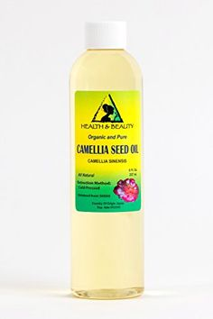 Introducing Camellia  Camelia Seed Organic Carrier Oil Cold Pressed 100 Pure 8 oz. Great Product and follow us to get more updates!
