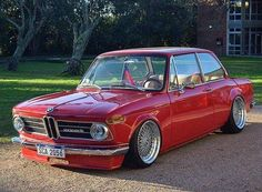 The Legendary BMW 2002 ti More