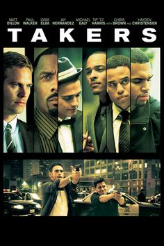 Takers | we❤movies