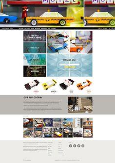 Lab Robot - Modellismo, Giocattoli e Robotica: Candylab Toys website update