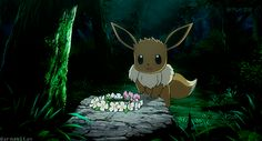 Eevee Wallpaper, Cute Pokemon Wallpaper, Wallpaper Iphone Disney, All Pokemon, 3d Animation Wallpaper, Anime Scenery Wallpaper, Pokemon Eeveelutions, Eevee Evolutions, Pokemon Manga