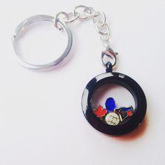 Blue Jays keychain Lockets, Personalized Items, Blue, Jewelry, Jewlery, Jewerly, Schmuck, Jewels, Jewelery