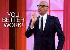 You Better Werk!!! Click (GIF)