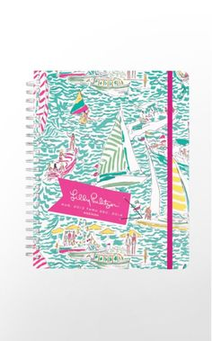 "This will be an 8.5"" X 11"" notebook sized agenda - large and in-charge [of your plans]! This agenda will feature a hard cover and will include extra lined      notebook pages inside. It"